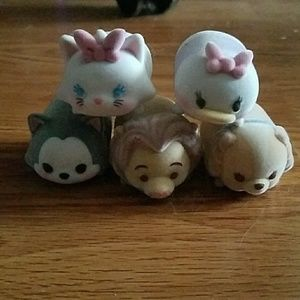 Other - Flocked Tsum Tsum Bundle